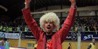 فرهاد قائمی، عضو تیم ملی والیبال ایران